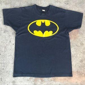 Other - Men's Vintage Batman Symbol T-Shirt